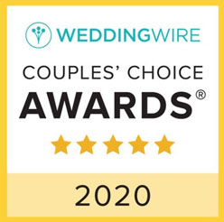 Wedding Wire Couples Award 2020